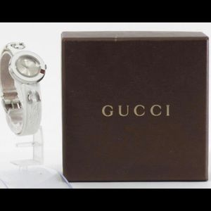 Authentic Gucci U-play watch